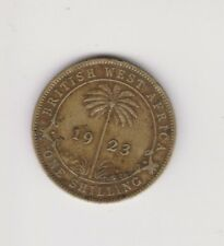 British West African 1 Shilling 1923.M.389