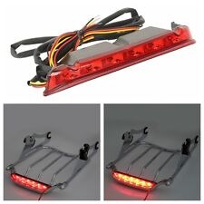 Air Wing Luggage Rack Tail Light For Harley Electra Street Glide Road king 09-13