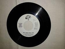 "J.R. Funk And The Love Machine/Spargo–Disco Vinile 45Giri 7"" Ed.Promo JukeBox"
