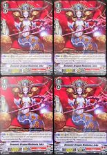 4x Demonic Dragon Madonna, Joka Promo V-PR/0002EN Cardfight Vanguard - 4 CARDS
