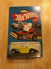 1980 Hot Wheels Auburn 852 in Yellow #2505