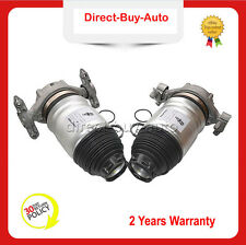 Pair for 2011-2016 VW Touareg 3.0L 3.6L Air Suspension Spring 7P6616503G