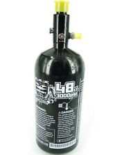 Valken Black 48/3000 Psi 48ci Hpa Paintball Tank Nitrogen Compressed Air