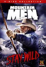 MOUNTAIN MEN: SEASON 2 (NEW DVD)