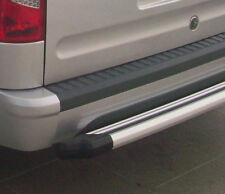Rear Bumper Protector Step Guard Bar To Fit Ford Transit Connect (2002-12)