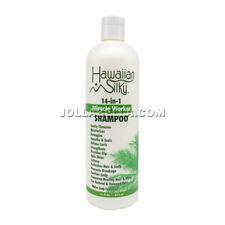 Hawaiian Silky 14 in 1 Miracle Worker Shampoo Gently Cleanses Moisture Hair 16oz