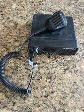 Motorola Xpr5350 Digital Vhf 136 174mhz 40watt Mobile Radio With Mic