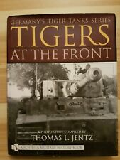 More details for germanys tiger tanks series tigers at the front: a photo study by thomas l jentz