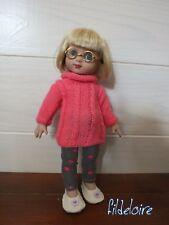 vêtement compatible poupée Ann-Estelle Tonner 25 cm