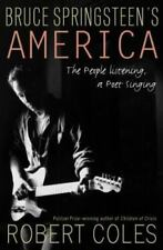 Bruce Springsteen's America: People Listening Poet Singing