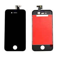LCD Screen Touch Digitizer Panel Outer Glass Frame Preassembled For iPhone 6 5 4