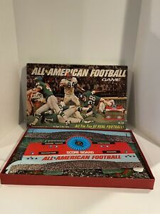 Vintage 1969 Cadaco All American Football Game No. 228 Complete