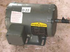 BALDOR ELECTRIC MOTOR  1/2 HP 1140 RPM  208-230/460 V 3 Ph AOM3539 M3539