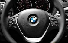 Nuevo Original BMW 1 2 3 4 serie F20 F30 Volante Negro/cromado moldura 6854776
