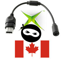 Breakaway Extension Cable Lead Cord Adapter for Original XBOX Console Controller