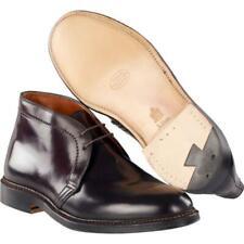 BNIB Alden Chukka Color 8 Shell Cordovan boots Size 9.5 D Barrie Last 1339
