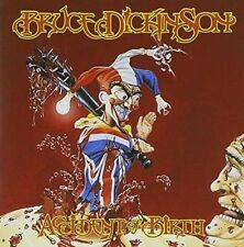 Accident of Birth 5050749219725 by Bruce Dickinson CD