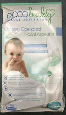 *Damaged Box New* Occobaby Baby Electric Nasal Aspirator Free Shipping -1D