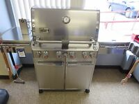 Weber SUMMIT S-470 LP GAS GRILL 7170001 New in Box Pick Up & Save