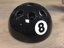 Noir Géant 8 ball Cue Stand Détient Jusqu 'à 9 queues