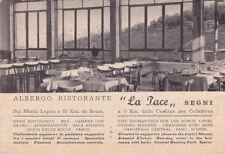 """# SEGNI: ALBERGO -  RISTORANTE """"LA PACE"""""""