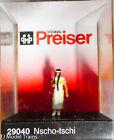 Preiser HO #29040 Individual Figure - Native American -- Nscho-tschi