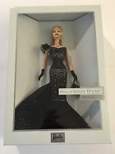 Hollywood Divine Barbie Blonde Official Barbie Collector's Club Doll 2004 NRFB