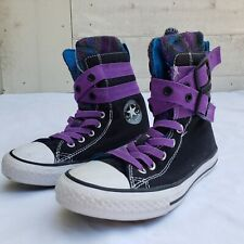 Converse Kids Fleece-lined Hightops (Sz2)