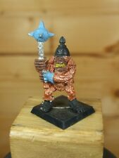 CLASSIC METAL 1980'S CITADEL GIANT BLACK ORC PAINTED (2763)