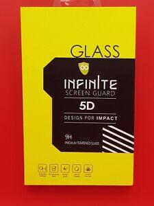 OnePlus 5 Tempered Glass Premium Screen Protector 9H5D Premium Cover for 1Plus 5