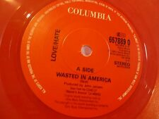 """Love/Hate – Wasted In America, 7"""""""