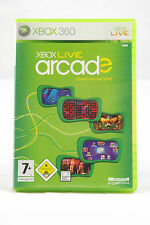 Xbox Live Arcade Compilation Disc (Microsoft Xbox 360) Spiel OVP, PAL, GUT