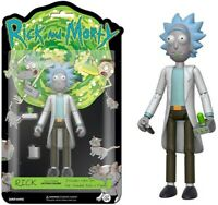 FUNKO POP! RICK AND MORTY ACTION FIGURE ARTICOLATA CON ACCESSORI NUOVO ORIGINALE