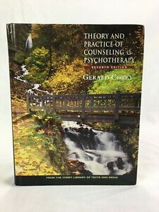 Theory And Practice Of Counseling And Psychotherapy Seventh Edition - Hardcover