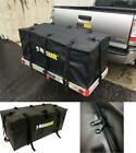 Universal Hitch Mount Cargo Carrier Bag Car Suv Truck Waterproof Luggage Holder