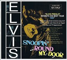 Elvis Presley - SNOOPIN' ROUND MY DOOR - 3 CD Set / New & Sealed