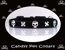 Handmade Fabric Dog Collars