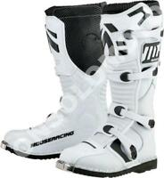 Stivali Boot Bimbo Youth Moto, Cross, Enduro Mooseracing M1.2 Bianco/Nero