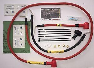 ES-25 Honda Firestorm Premium Hi Cap Starter Circuit Upgrade Cable Kit