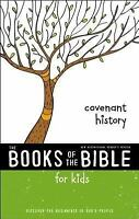 NIrV, The Books of the Bible for Kids: Covenant History, Softcover: Discover the