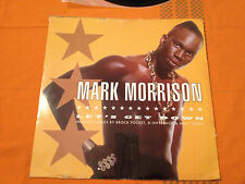 "MARK MORRISON - Let's Get Down - 1995 UK 12"" Vinyl 4 mixes RnB/Hip Hop - G/VG"