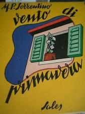 MARIA PIA SORRENTINO - VENTO DI PRIMAVERA 1950