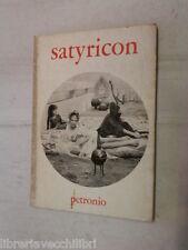 SATYRICON Le dolci notti di un romano antico Petronio SEA Poker d assi 1967 di