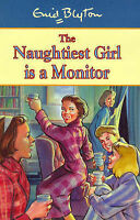 The Naughtiest Girl Is a Monitor, Blyton, Enid