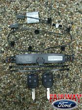 11 thru 16 F250 F350 F450 F550 OEM Genuine Ford Remote Start Kit - 2 Keys RPO