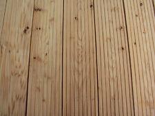 Terrassendielen deutsche Lärche 21x145 mm Terrassenholz