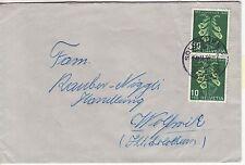 Schweiz Nr.  515  Brief schön frankiert