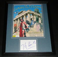 Harry Hamlin Signed Framed 11x14 Photo Display Clash of the Titans
