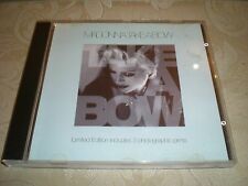 MADONNA - TAKE A BOW  = WARNER BROS W 0278 CDX WITH 3 PRINTS