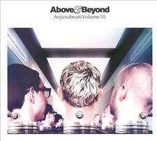 ABOVE & BEYOND - ANJUNABEATS, VOL. 10 [DIGIPAK] (NEW CD)
